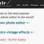 Photoshopのような機能がオンラインで無料で使える「Pixlr Editor」