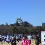 大阪ハーフマラソンを走ってきました