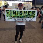 山中教授のファンになったりする大阪マラソン