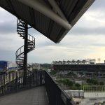 桃園國際棒球場でラミゴモンキーズ:台湾プロ野球を観戦