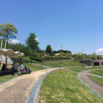 駐車場無料の新庄総合公園でのGW