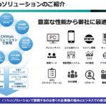 制作×集客×接客×成約×解析のワンストップソリューション「CNWebソリューション」
