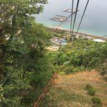 須磨浦山上遊園から大阪湾一望で友ヶ島まで