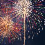 白浜花火大会とCMS大阪夏祭り2017