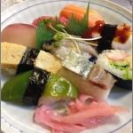 天神橋筋商店街 丸万寿司さんの寿司ランチ
