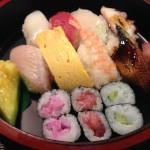 創業40年を越える老舗寿司店 鮨うろこさんの寿司ランチ