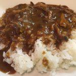 大阪天満宮のすぐ南のカレー屋さん「山の底 欧風カレー&燻製料理」でまったりランチ