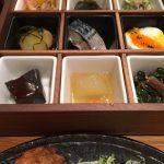 同心の千趣会さんすぐ近く。おしゃれなmokuさん9品彩りお弁当