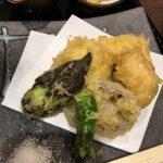 日本酒と穴子のお店 なかむらさんの穴子定食