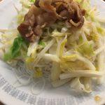 ビーフン東さんの焼ビーフンとちまきランチセット