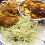 満を持して【新梅田食堂街】中華料理の「平和樓」さんランチ