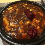 中國菜 心香 (チュウゴクサイ シンカ)さんの麻婆豆腐定食~ 南森町の広東料理