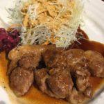 焼肉マル 南森町店 (YAKINIKU Maru)さんのトンテキ定食