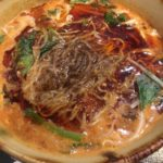 夢と旨味を詰めた中国麺飯料理~ライオン飯店さんの坦々麺