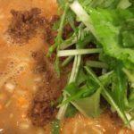 大阪天満宮駅からすぐ、担々麺・醤油ラーメンのササラさん