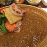 玄米&やさい食堂 玄三庵 さん-野菜たっぷり玄米カレー OAP店
