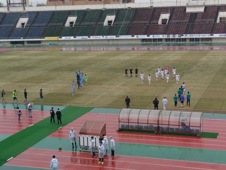 FC大阪の試合観戦に行ってきました。