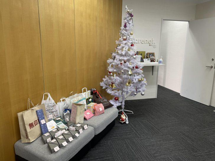 メリークリスマス!~ケーキと大福~