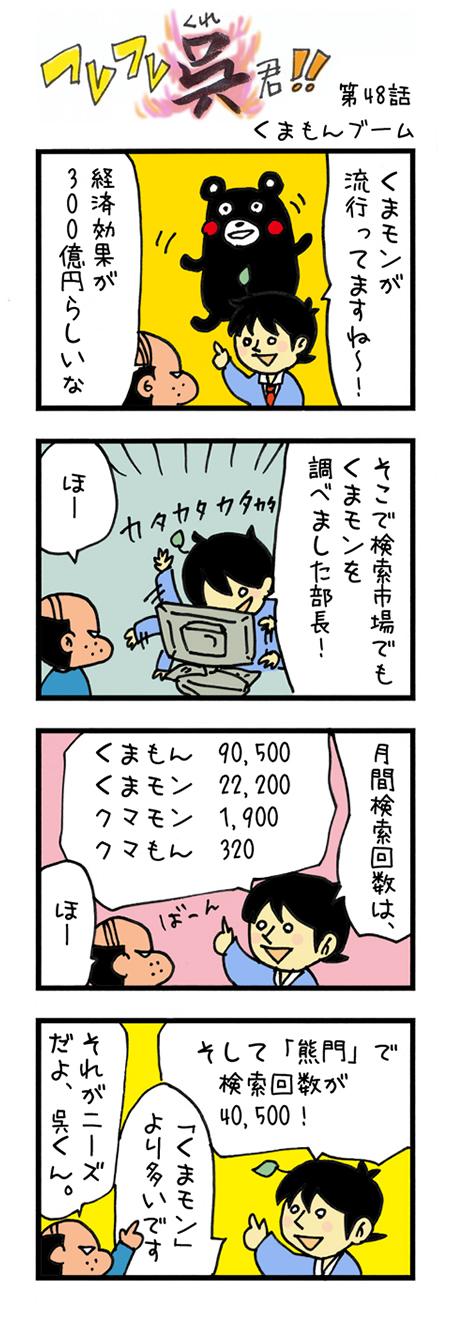 第48話 くまモンブーム